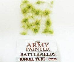 tuft-jungle tuft
