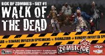 Zombicide Walk of the Dead